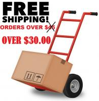 FREE SHIPPING ORDERS OVER $35