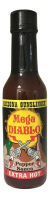 Mega Diablo Extra Hot Pepper Sauce 5oz.