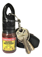 Pepper Sauce Key Ring