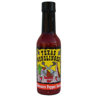 Texas Gunslinger Habanero Pepper Sauce